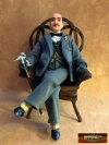 Morezmore – Monsieur Poirot – Humanly Posable Doll – Part 4